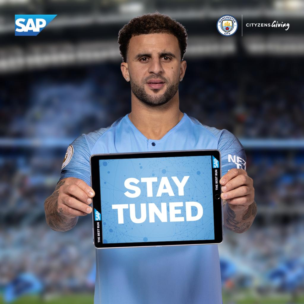 Thanks to all your nominations for our #SAPManCityHeroes competition with @ManCity. It will be your turn to vote for your favorite Community Hero after the jury has chosen the three finalists, stay tuned for more!