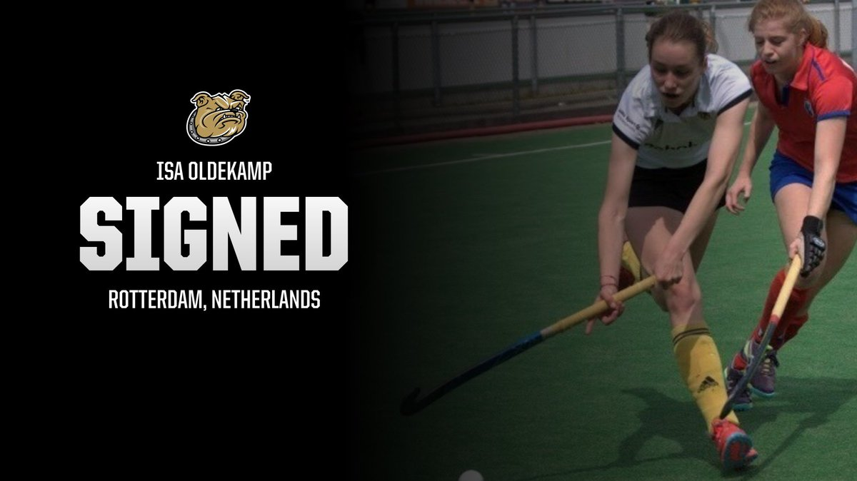 Thrilled to welcome Ellie Morrison and Isa Oldekamp to our Bulldog family!   #GoBryant