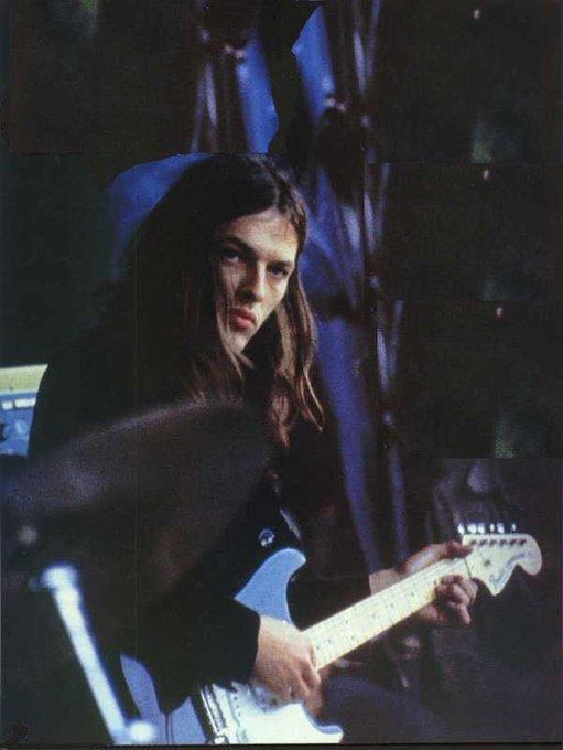 Happy Birthday to legendary Pink Floyd guitarist David Gilmour