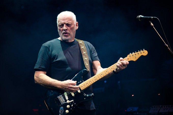 Happy birthday to David Gilmour