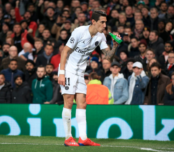 PSG in 2017 was the biggest collapse in Champions League history.  PSG 2019: Hold my beer...