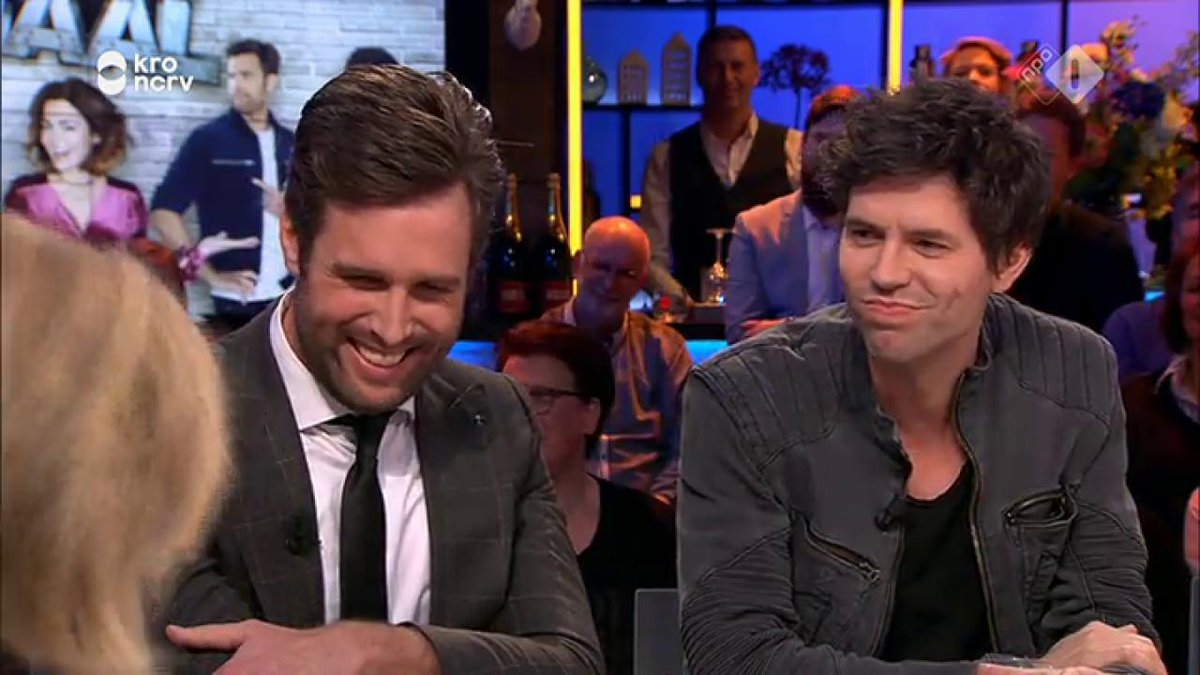 De Mannen van Taal met Nick & Simon, Jeroen van Koningsbrugge en Dennis van der Ven van start op SBS 6