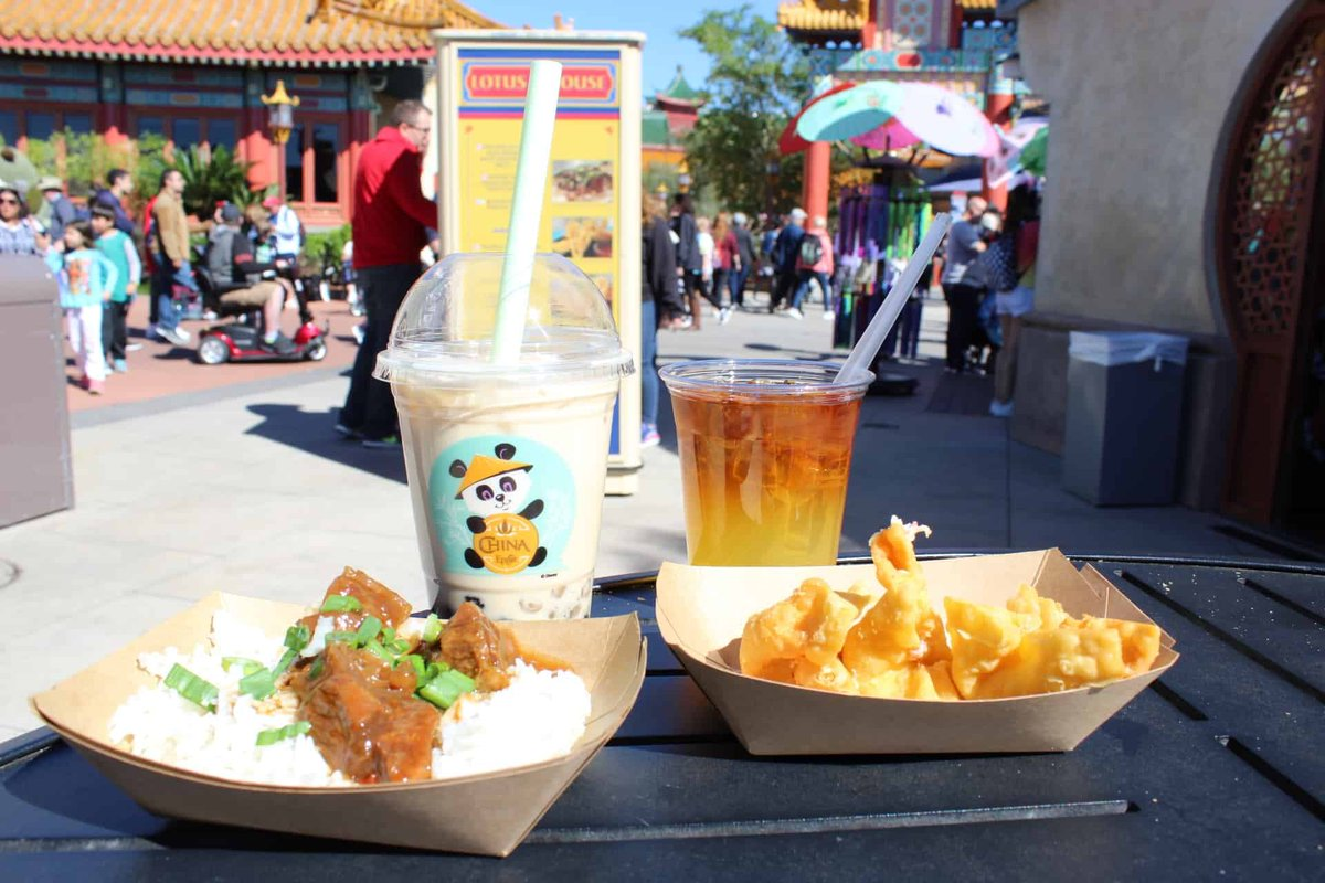 """wdw news today on twitter: """"review: lotus house - epcot"""