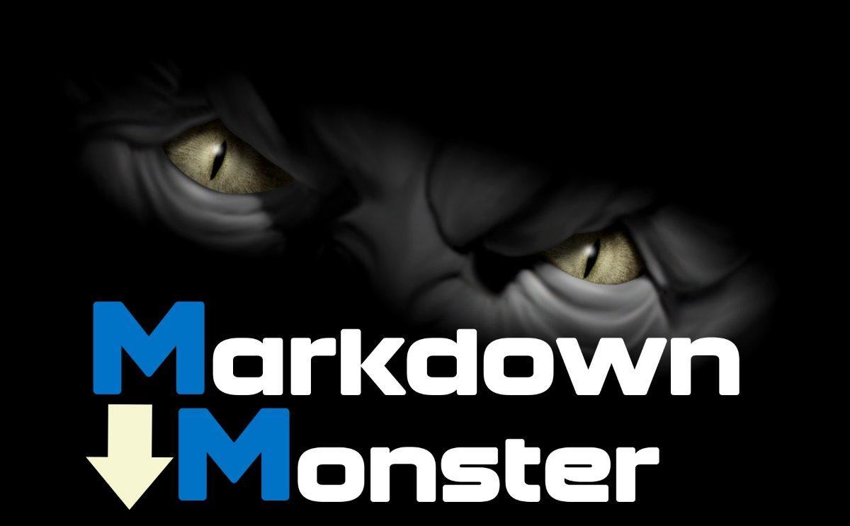 Markdown Monster (@MarkdownMonstr) | Twitter