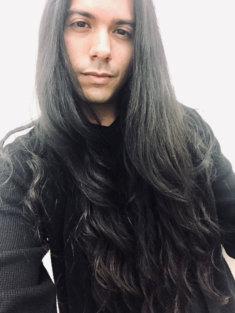 menslonghair hashtag on Twitter