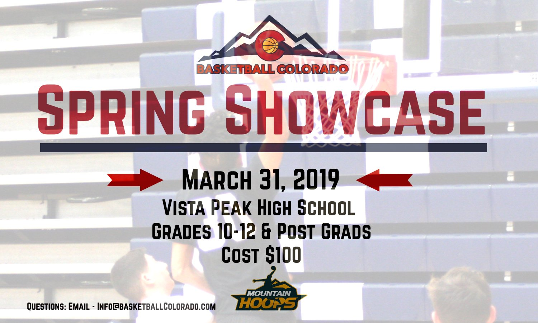 Spring Showcase 2019
