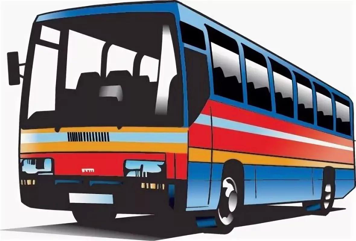 Поздравление на автобусе