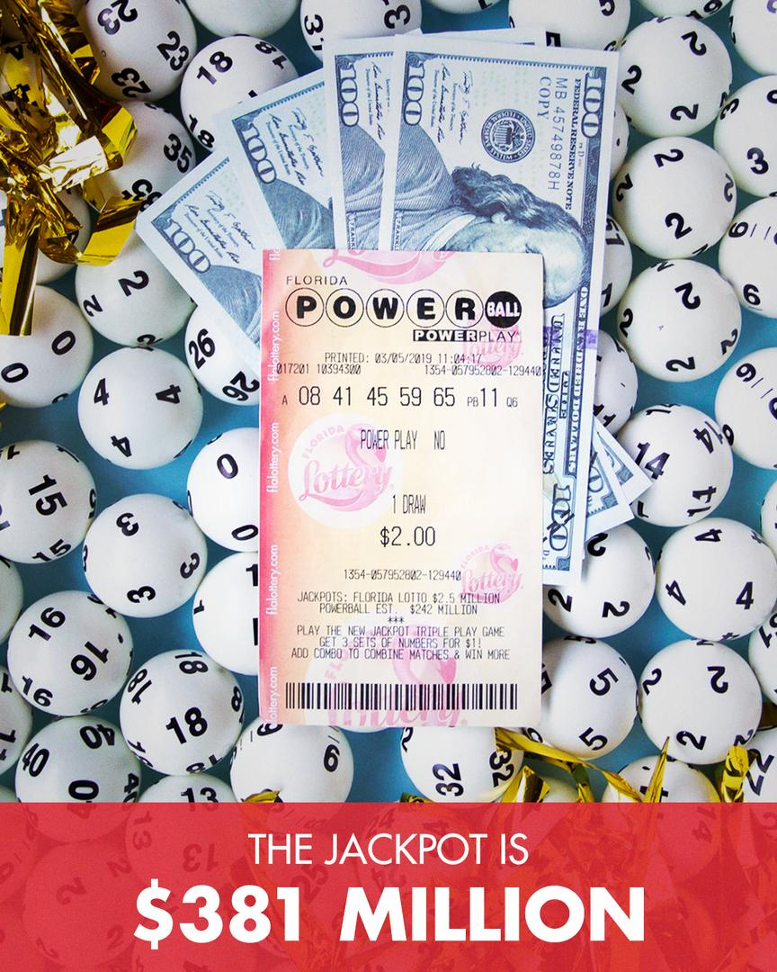 Florida Lottery On Twitter Are You Feeling Lucky The Powerball
