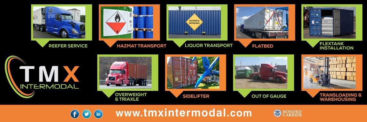 TMX Intermodal (@TMXIntermodal)   Twitter