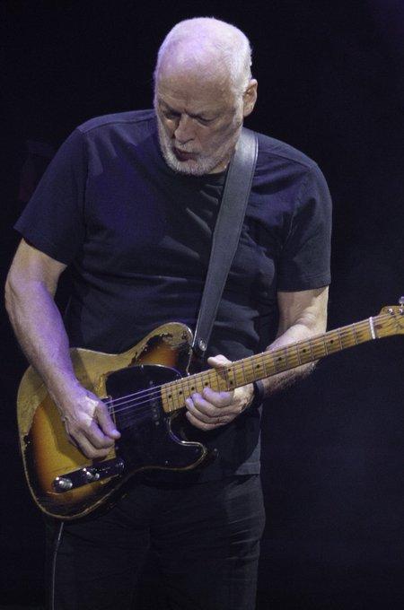 HAPPY BIRTHDAY David Gilmour!!!