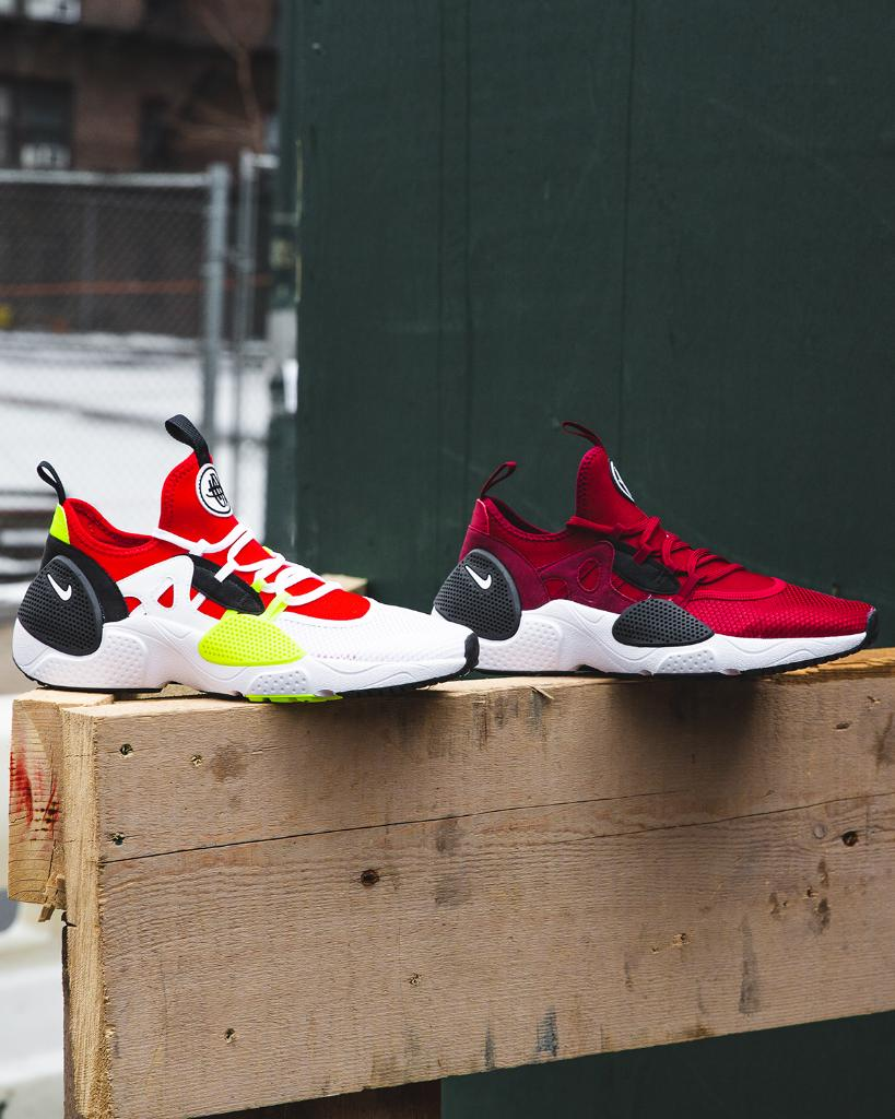 "new style 0f2a9 5b909 Nike Huarache: .@KDTrey5 pulls up in the ""All-Star"" Nike ..."