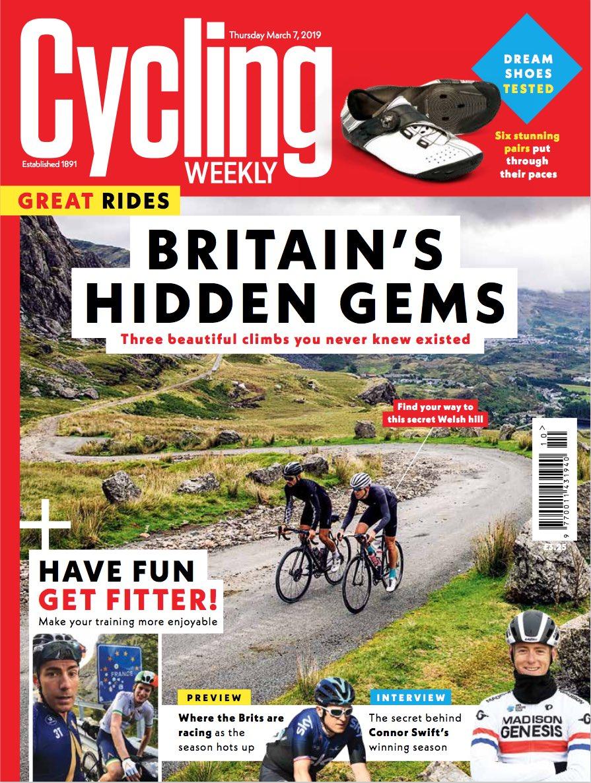 0c8f8ddc4 Cycling WeeklyVerified account  cyclingweekly