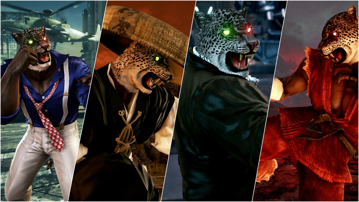 Wonkey On Twitter Tekken 7 Armor King Mod Pack2 By