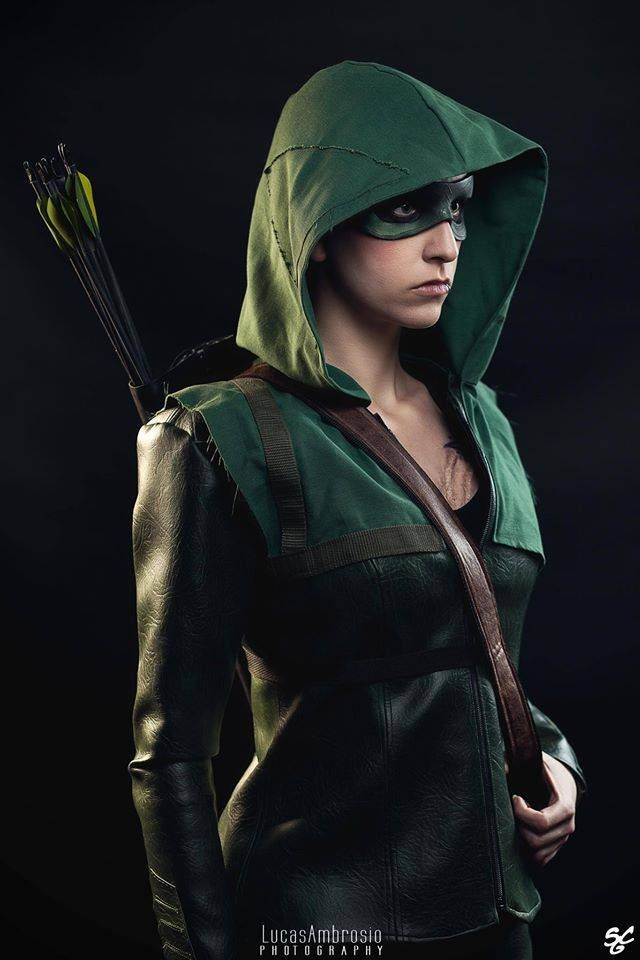 Sad to hear that Arrow is ending, but it had a good run. My Arrow cosplays were some of my favourite ever! 💚🏹