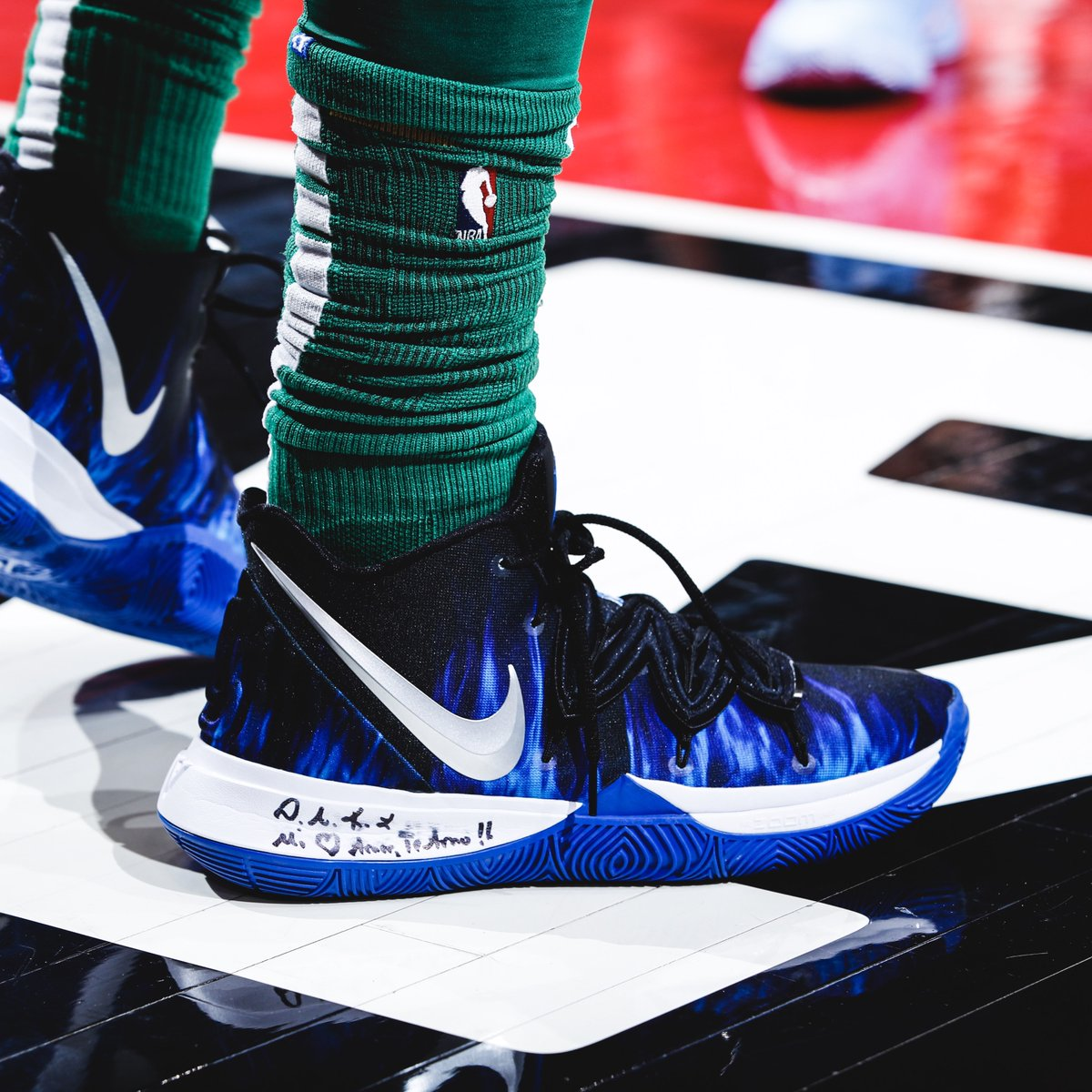 25e080ed911 once presumed to be a player exclusive for dukies only the nike kyrie 5 duke  will