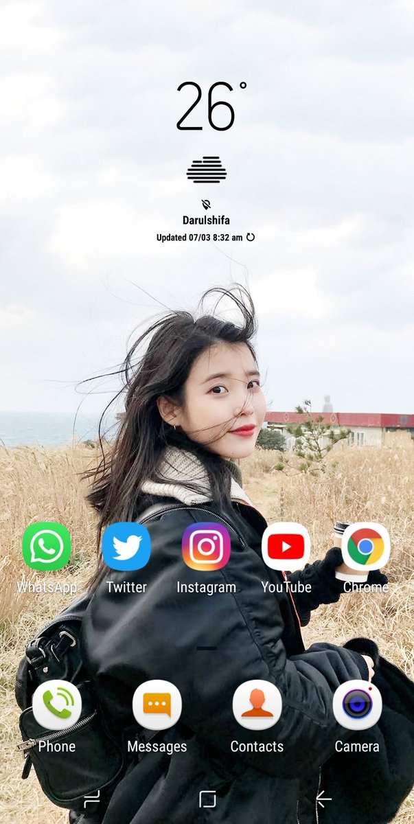 Juhi Jieun Bts On Twitter Usually Pregnant Women Keep Cute Baby Pics As Their Wallpapers So I Kept One Too Iu