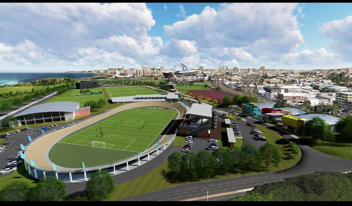 The KZN Football Academy will be getting a major upgrade with construction commencing shortly on its state of the art academy in Durban. Giving our players and staff unbelievable facilities to train and work. The facility will the home of football development and family values.