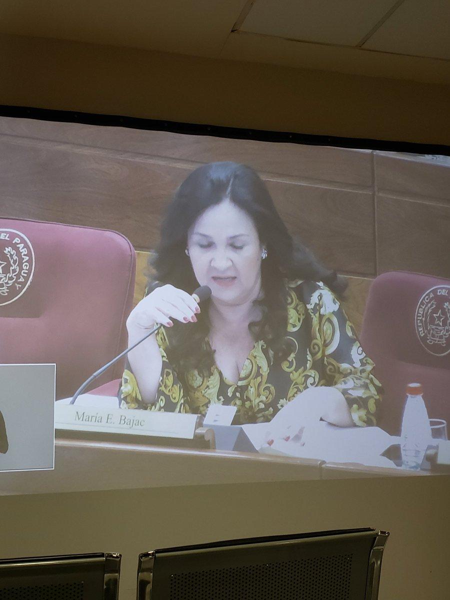 María Esther Roa's photo on Senadora