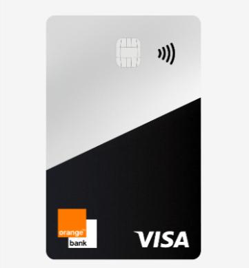 Carte Visa Premier Orange Bank.Service Presse Orange On Twitter Cp Orangebankfr Lance