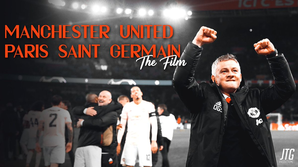 6/3/2019 - That night in Paris... #mufc 🔴