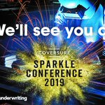 We're all set to sparkle at the Coversure Insurance Conference alongside our Q Underwriting colleagues from TFP Schemes this weekend!