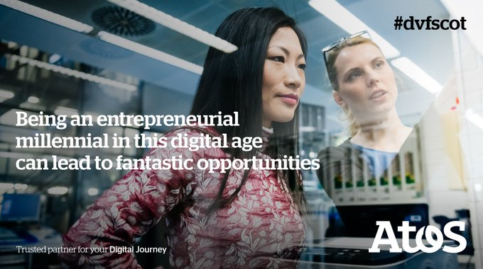 Being an entrepreneurial #millenial in this #digital age can lead to fantastic opportunities -...