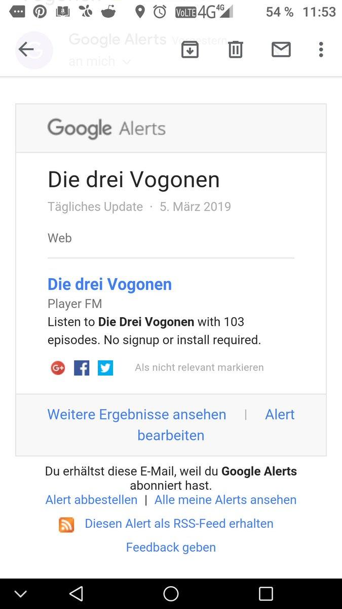 google feed ansehen