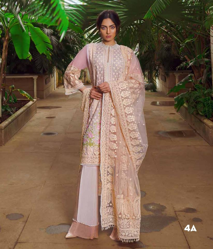 9876a1ec52 For Online Order ▻http://bit.ly/SobiaNazir2019 Fabric : Lawn Fabric Price:  8150 PKR Details : 3 piece luxury printed and embroidered unstitched lawn  suit ...