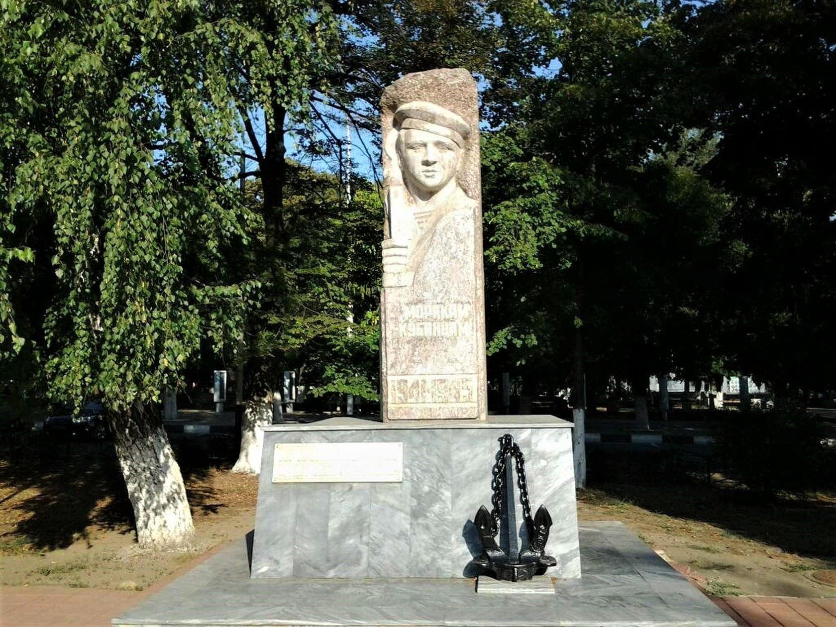 памятники краснодарского края фото с описанием тем