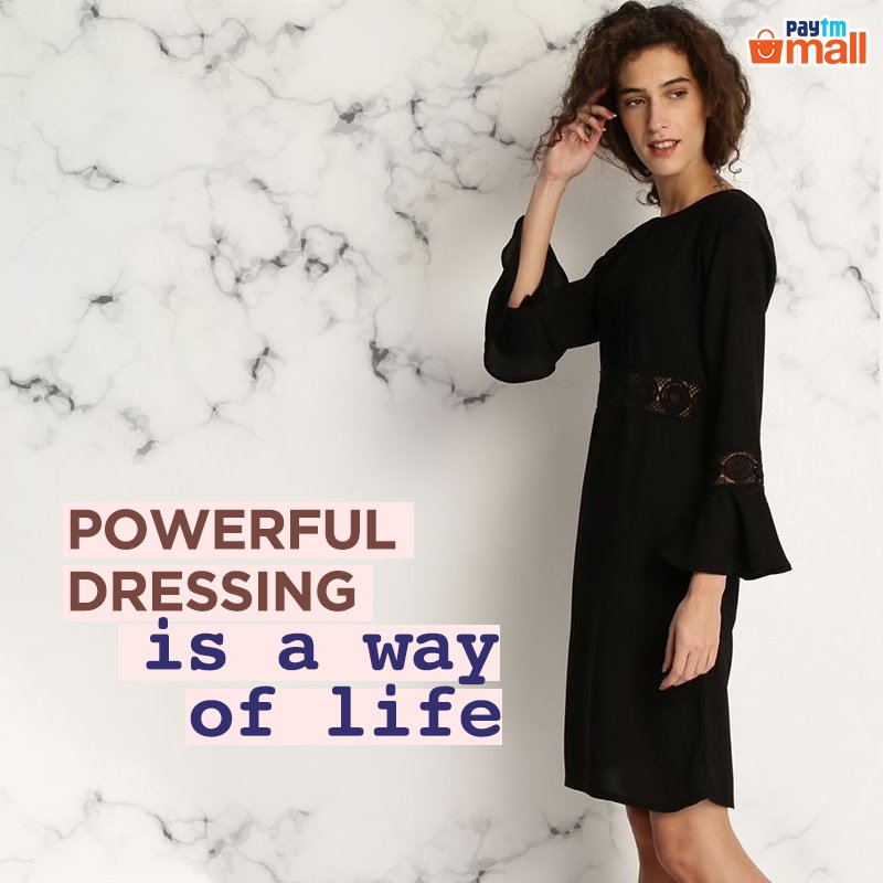 96edfae32a54 On this Women's Day, amp up your look with this dress from Paytm Mall. Tap  on the post to shop it now! #dress #fashion #stylish #womensday2019 ...