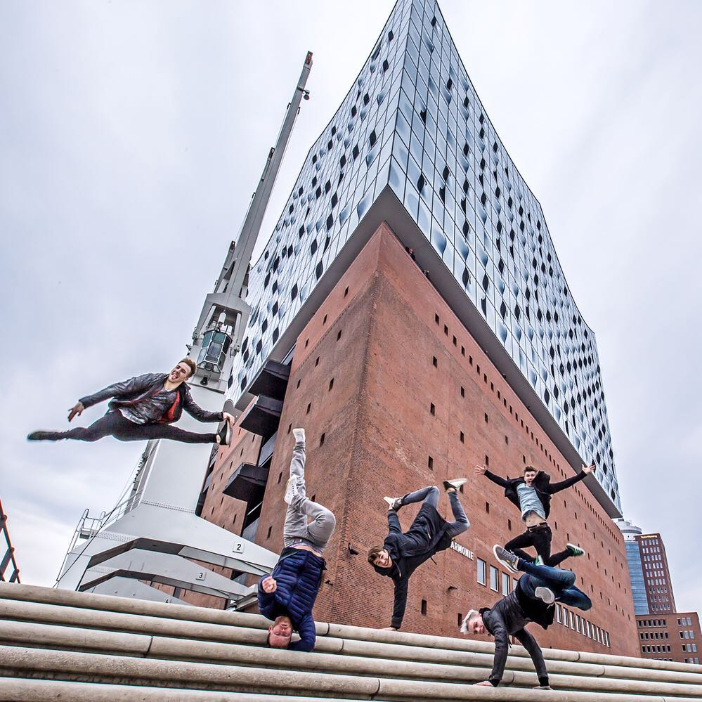 @DDCbreakdance onboard the #EUROPA2 demonstrating their unbelievable moves #LuxuryTravel