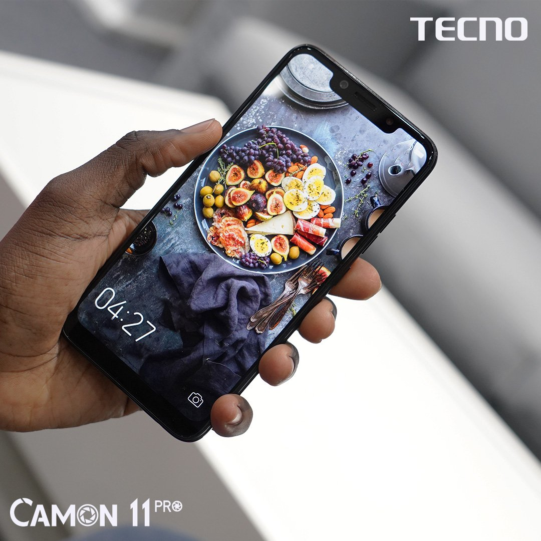 Da File For Camon 11