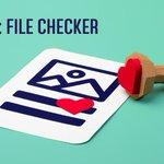 Image for the Tweet beginning: Wij zoeken een file checker!