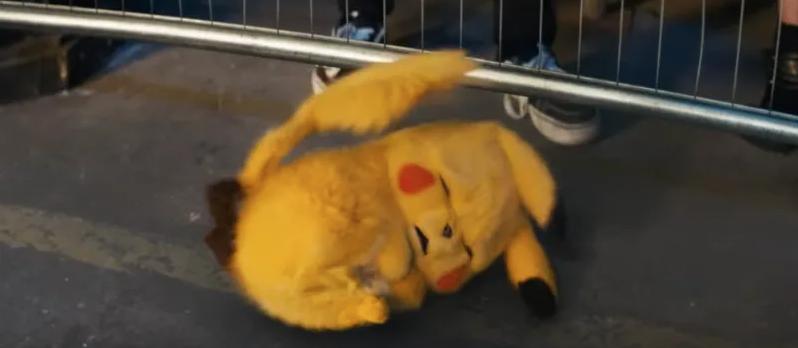 Kotaku On Twitter Detective Pikachu S Face Is Spawning Endless