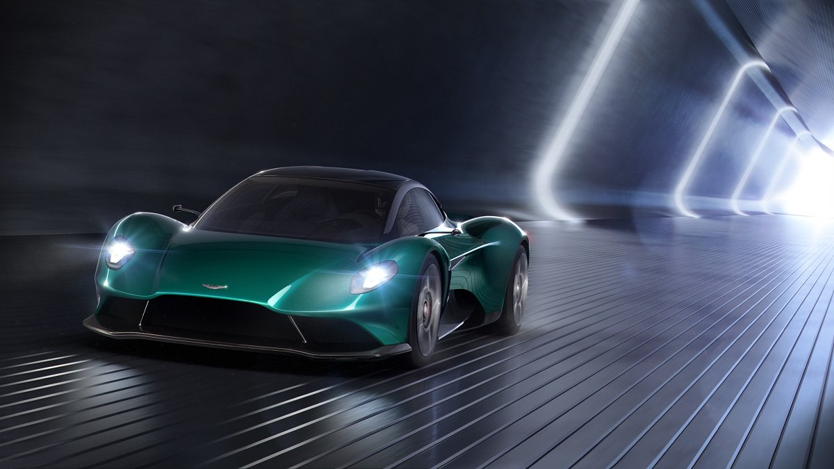 """The Vanquish Vision Concept is…"