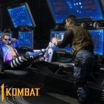 Image for the Tweet beginning: Krwawy zwiastun Mortal Kombat 11