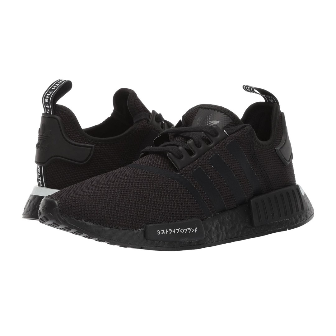 00b6861b5d8 adidas alerts Twitter Tweet  Now available on  Zappos. adidas NMD R1 Triple  Black.