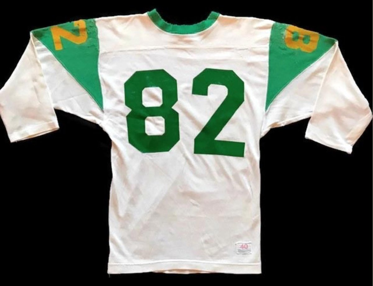 bf929e937d79 Interesting antique athlete post with some clues about nylon jerseys...  http   www.antiqueathlete.com vintage-football-jersey.shtml …pic.twitter.com   ...