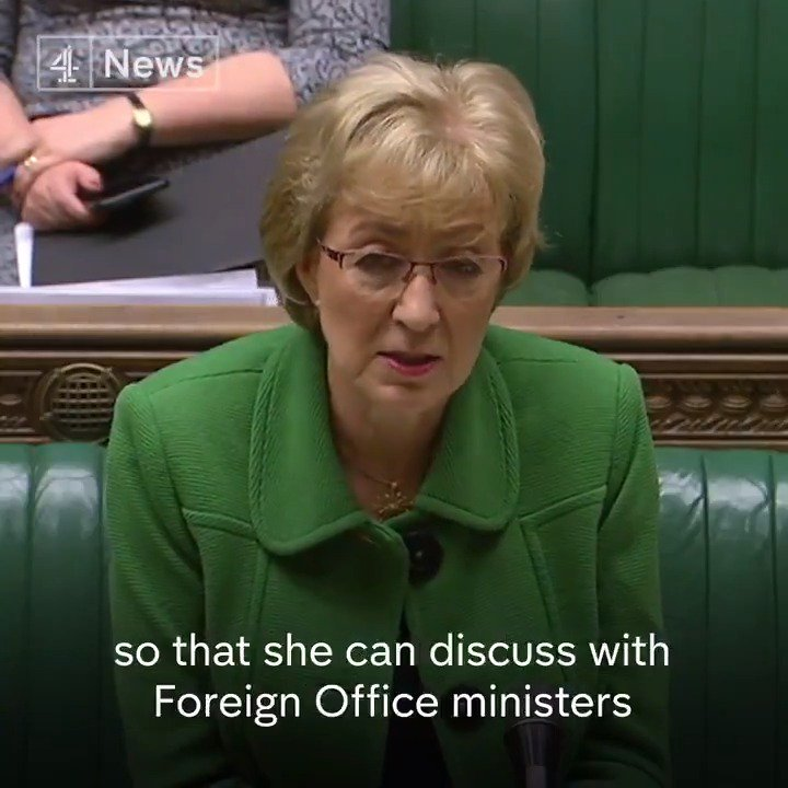 Ben #KeepWirralRed's photo on Andrea Leadsom