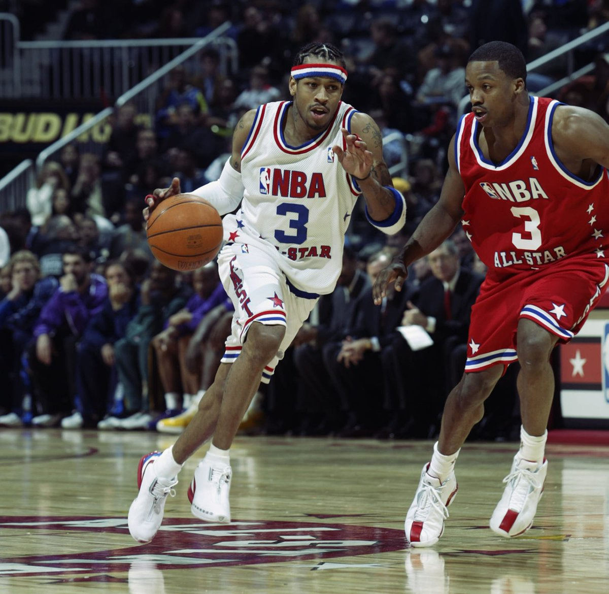 What's @alleniverson think of some of his most overlooked signature models? Take an exclusive look: https://trib.al/kG2s1CT