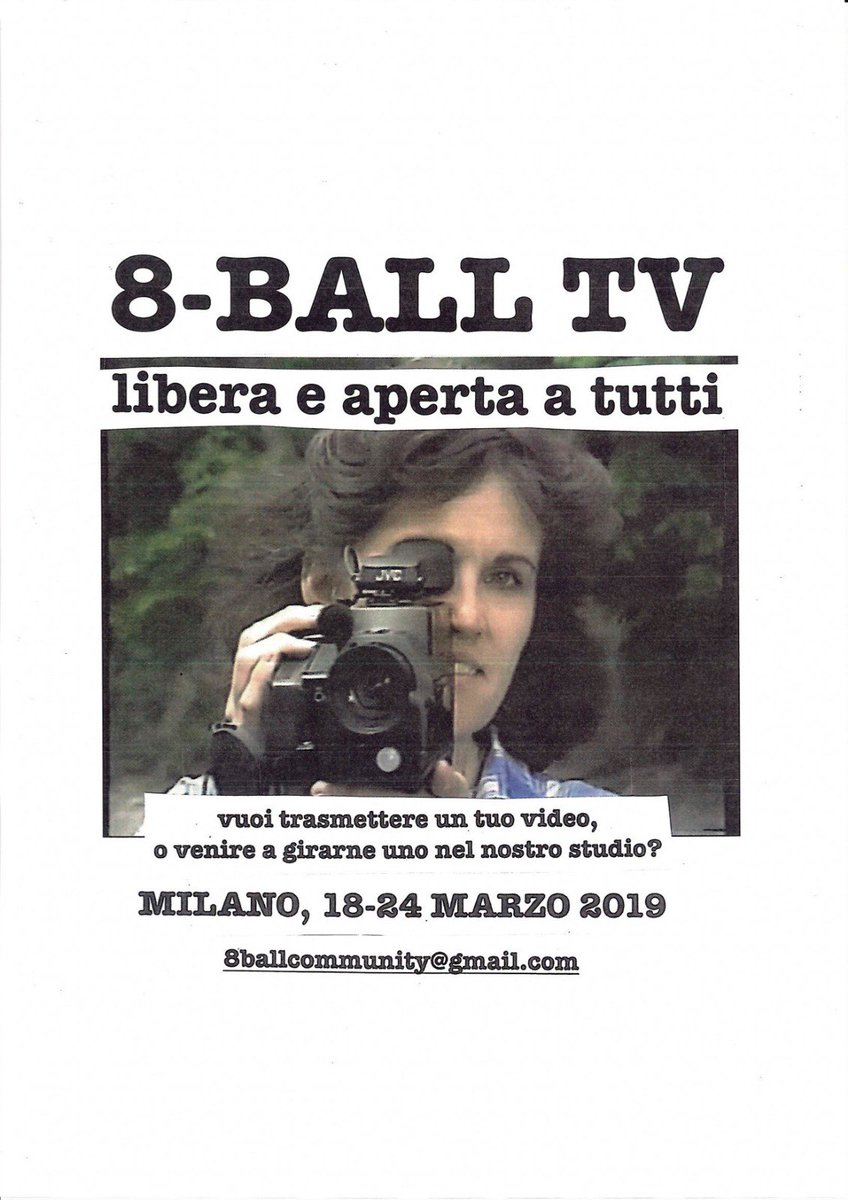 "Uno Studio In Nero nero on twitter: ""8ball community moves to milan! from march"