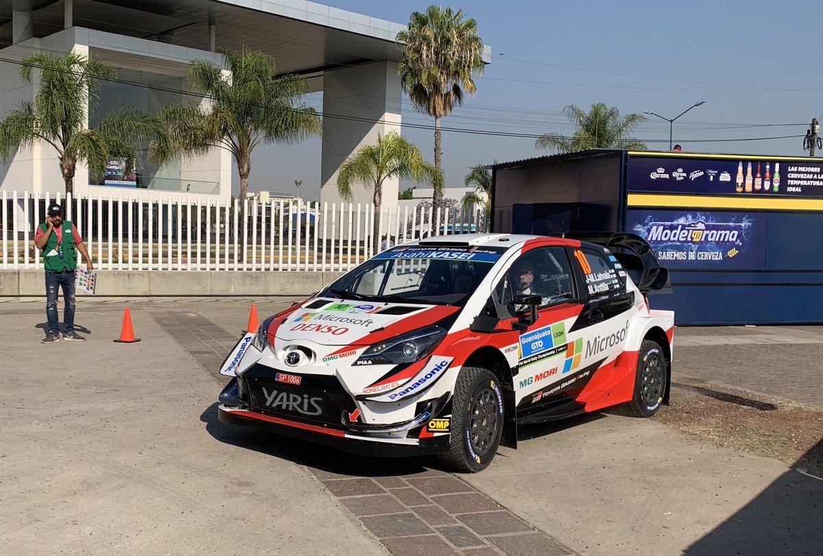 WRC: 16º Rallye Guanajuato Corona - México [7-10 Marzo] D1ESD6uUYAA8tI3