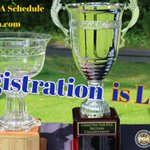 Image for the Tweet beginning: Registration for the 2019 Tournament