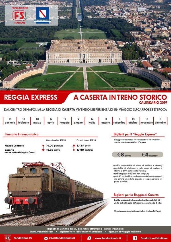 Domenica 10 marzo torna il Reggia Express b6b6105a215