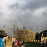 Rainbow over Windmill Hill!