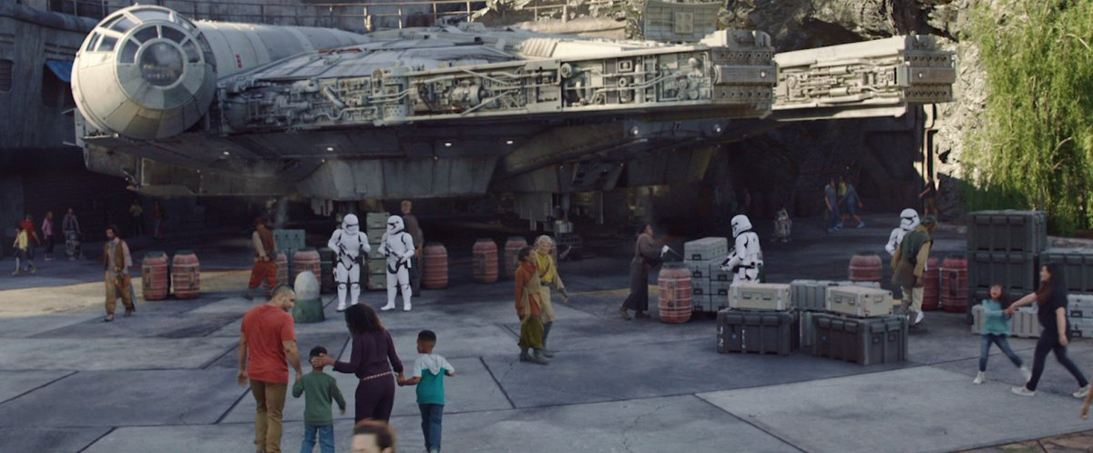 Live your adventure at @StarWars: #GalaxysEdge, an all-new land, opening May 31 at the @Disneyland Resort and August 29 at the @WaltDisneyWorld Resort! Get more details at http://di.sn/6003EnloP .