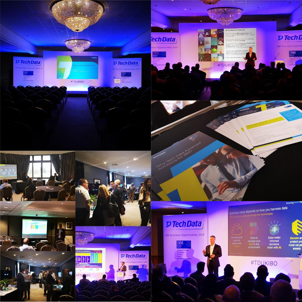 We'd like to say an enormous thank you to all the channel partners and IBM representatives that joined the TD team today at the illustrious @TheBelfryHotel for our annual #TDUKIBO event. Until next year!
