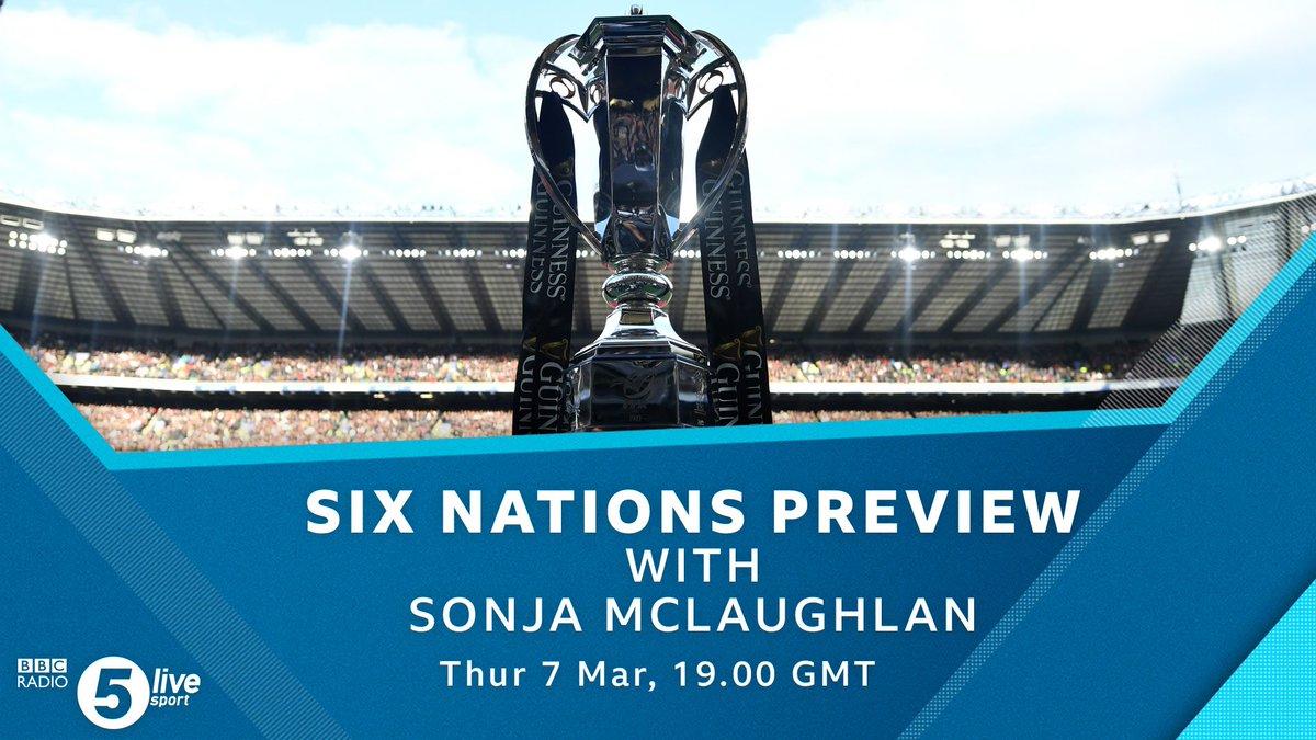 BBC 5 Live Sport's photo on Six Nations