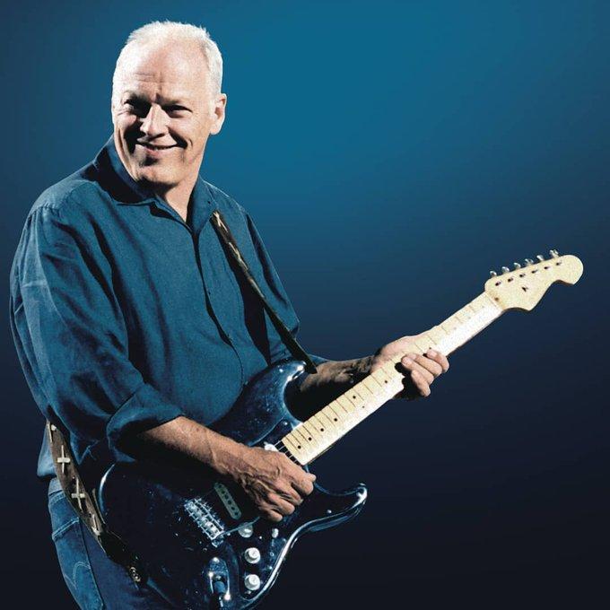 Happy Birthday David.Gilmour