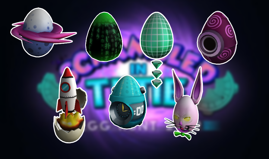 Eggs Being Leaked Egg Hunt 2019 Leaks Roblox - Ibai At Ibai740 Twitter